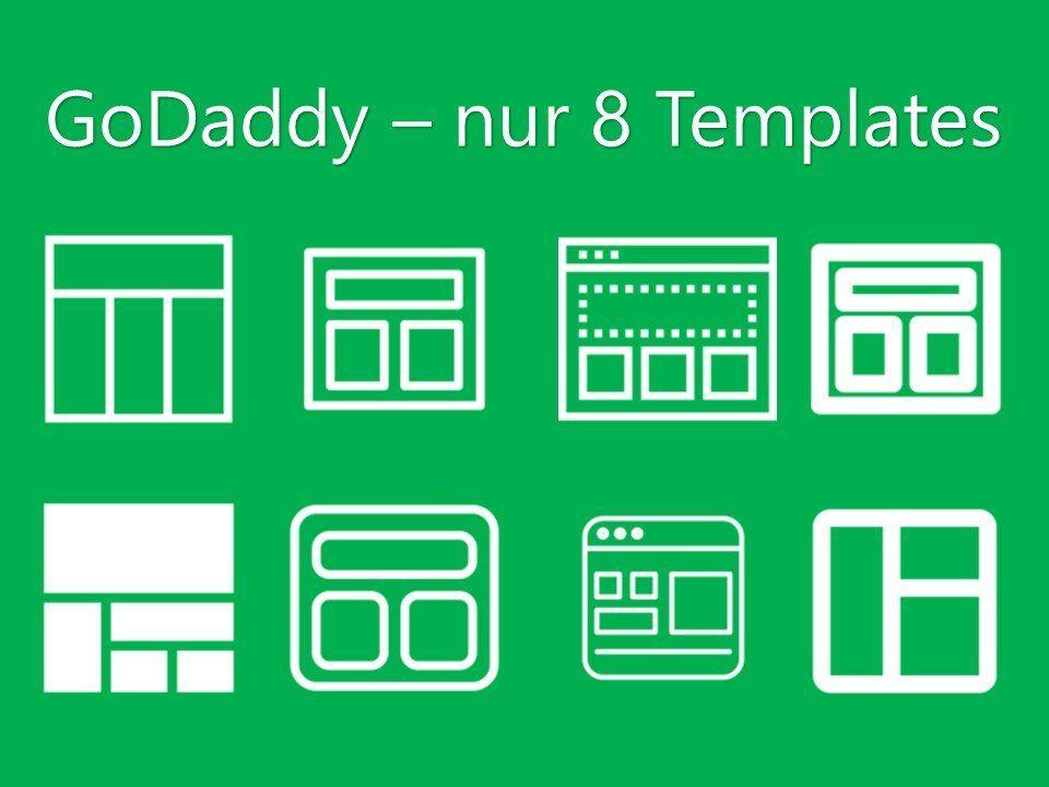So kannst du mit GoDaddy einen Onlineshop oder eine Website erstellen