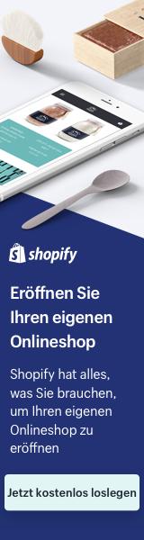 Shopify Wide skyscraper 160x600